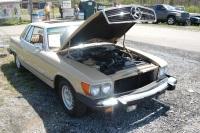 1974 Mercedes-Benz 450 SLC image.