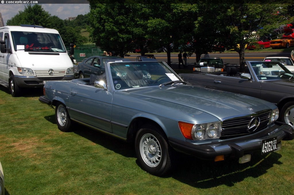 Auction results and data for 1975 mercedes benz 450sl for 1975 mercedes benz 450sl convertible
