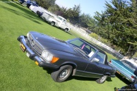 1980 Mercedes-Benz 450SL image.
