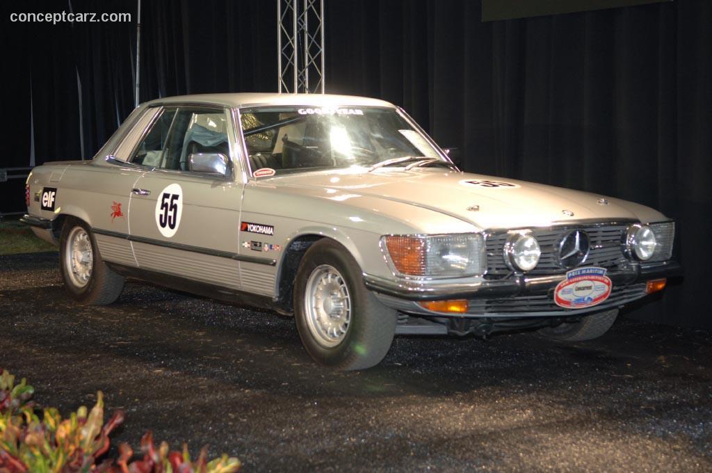 1980 mercedes benz 450 slc pictures history value for Mercedes benz 450 slc