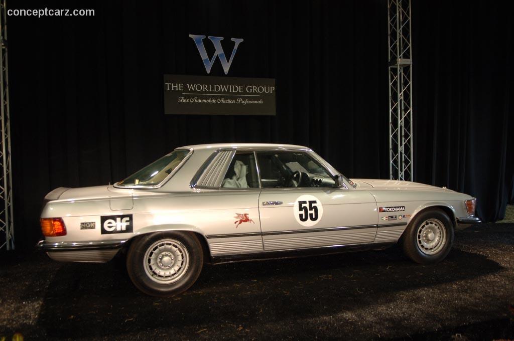 1980 mercedes benz 450 slc 450slc conceptcarz for Mercedes benz 450 slc