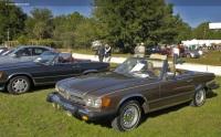1982 Mercedes-Benz 380 image.