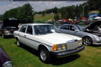 1982 Mercedes-Benz 300D image.