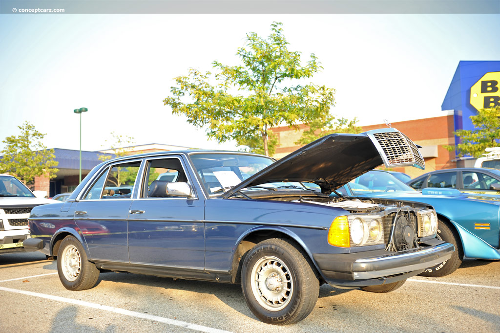 1983 mercedes benz 300 series pictures history value for 1983 mercedes benz 300td