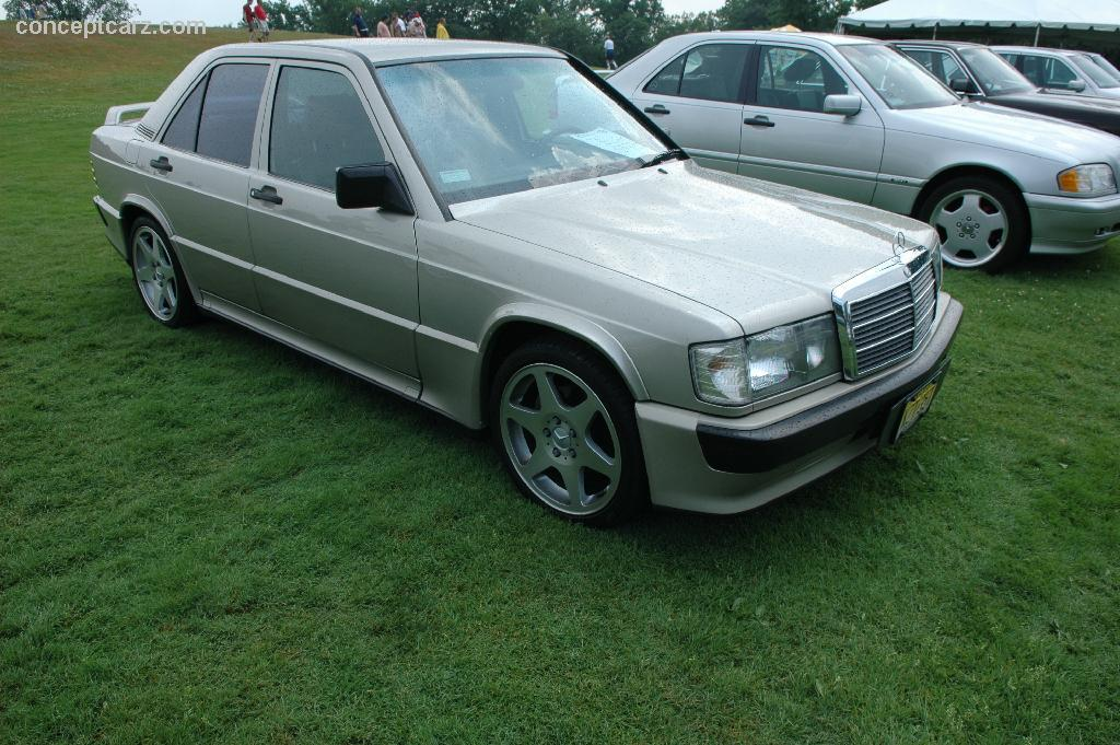 1986 mercedes benz 190e pictures history value research for Mercedes benz 1986