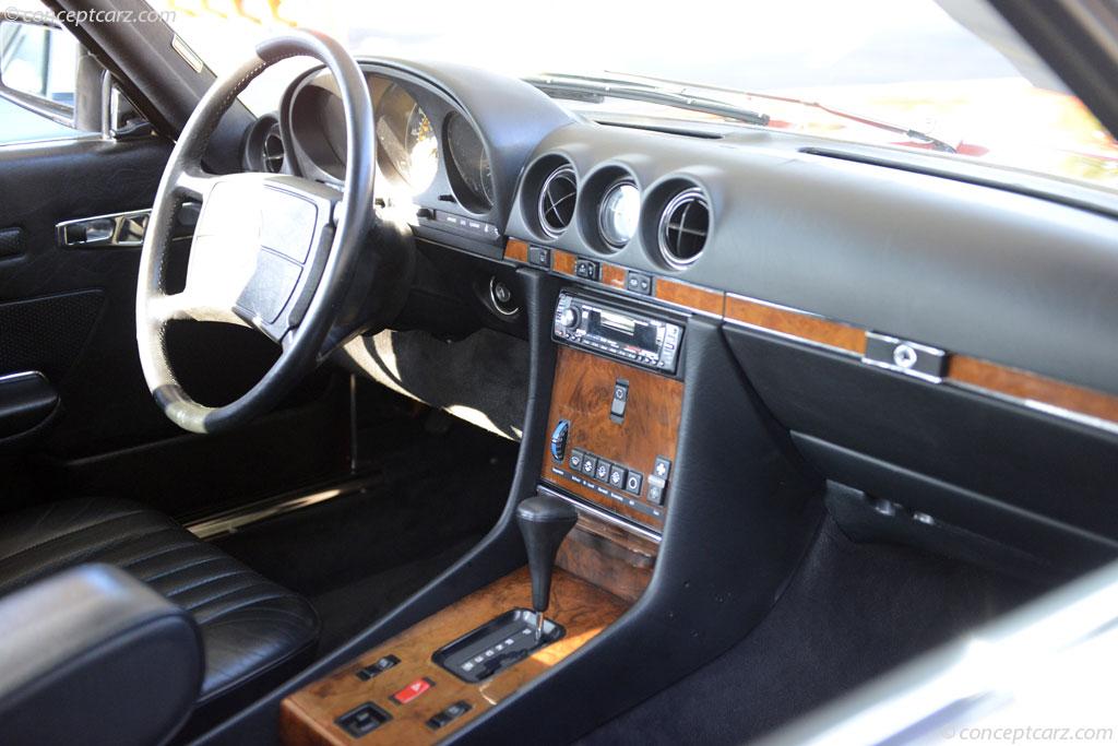 1986 Mercedes Benz 560 Series Conceptcarz Com
