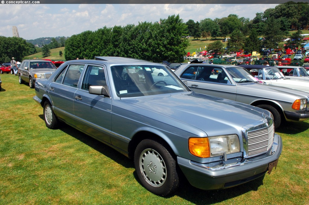 Auction Results And Data For 1987 Mercedes Benz 420