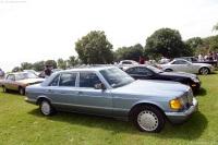 1987 Mercedes-Benz 420 image.