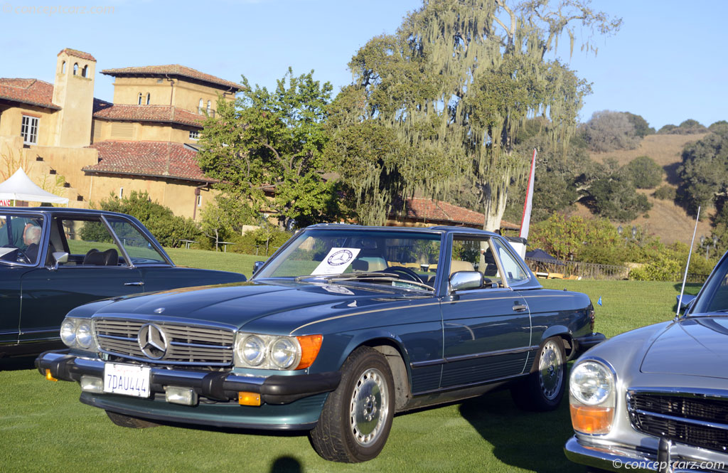 Auction results and data for 1988 mercedes benz 560 sl for 1988 mercedes benz