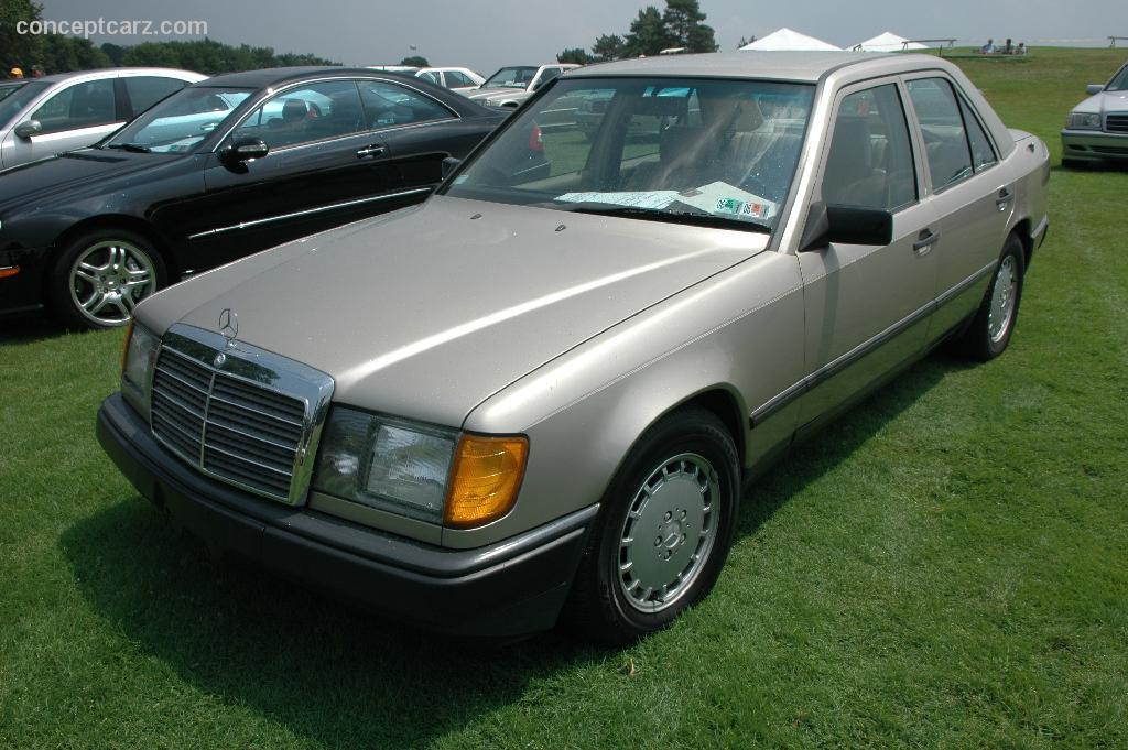 1989 mercedes benz 260 series pictures history value