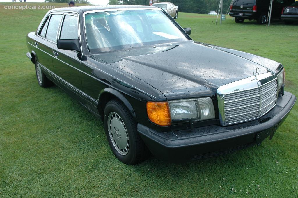 1989 mercedes benz 420 sel for Mercedes benz 420
