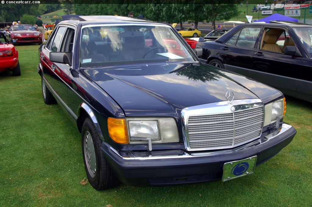 Auction results and data for 1989 mercedes benz 560 series for Mercedes benz 560