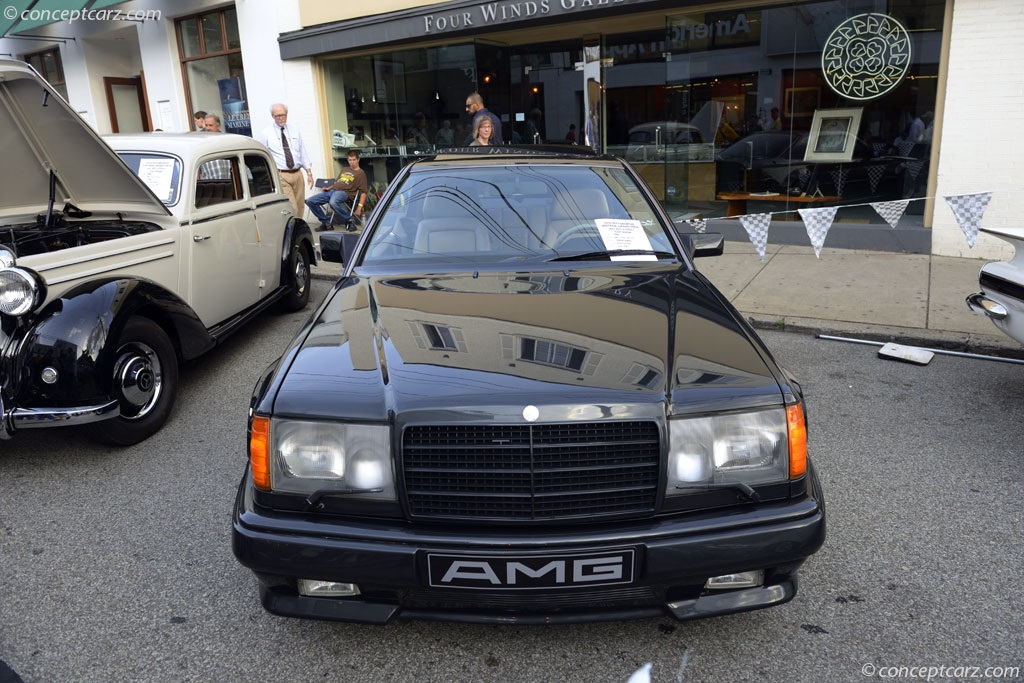 Auction results and data for 1990 MercedesBenz 300 Series