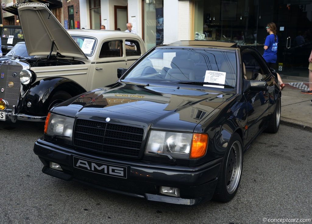 Auction results and data for 1990 mercedes benz 300 series for 90s mercedes benz