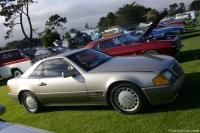 1990 Mercedes-Benz 500SL image.
