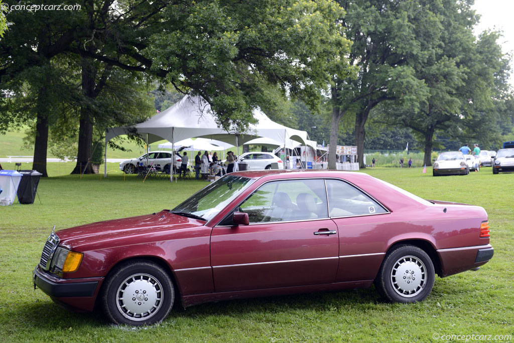 Auction Results And Data For 1992 Mercedes Benz 300ce