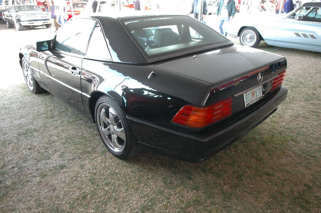 Auction results and data for 1992 mercedes benz 300 sl for 1992 mercedes benz 300