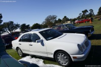 1996 Mercedes-Benz E-Class image.