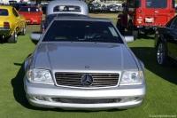 1997 Mercedes-Benz SL-Class image.