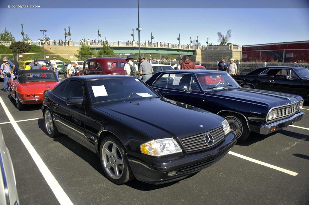 1998 Mercedes-Benz SL-Class Image
