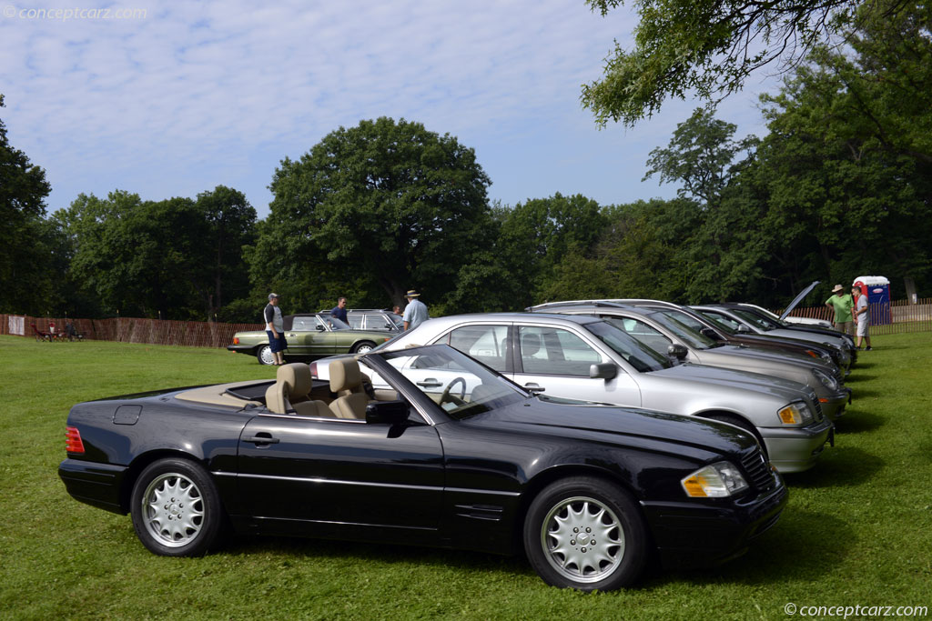 Auction results and data for 1998 mercedes benz sl class for 1998 mercedes benz sl500