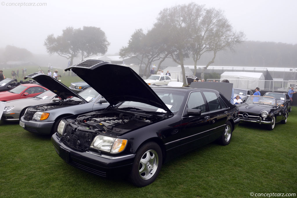 auction results and data for 1999 mercedes benz s class. Black Bedroom Furniture Sets. Home Design Ideas