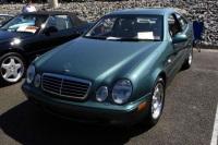 1999 Mercedes-Benz CLK Class image.