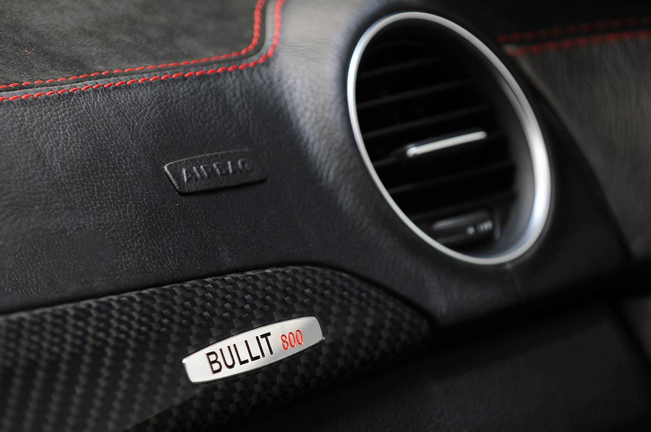 2012 Brabus BULLIT Coupe 800 Image