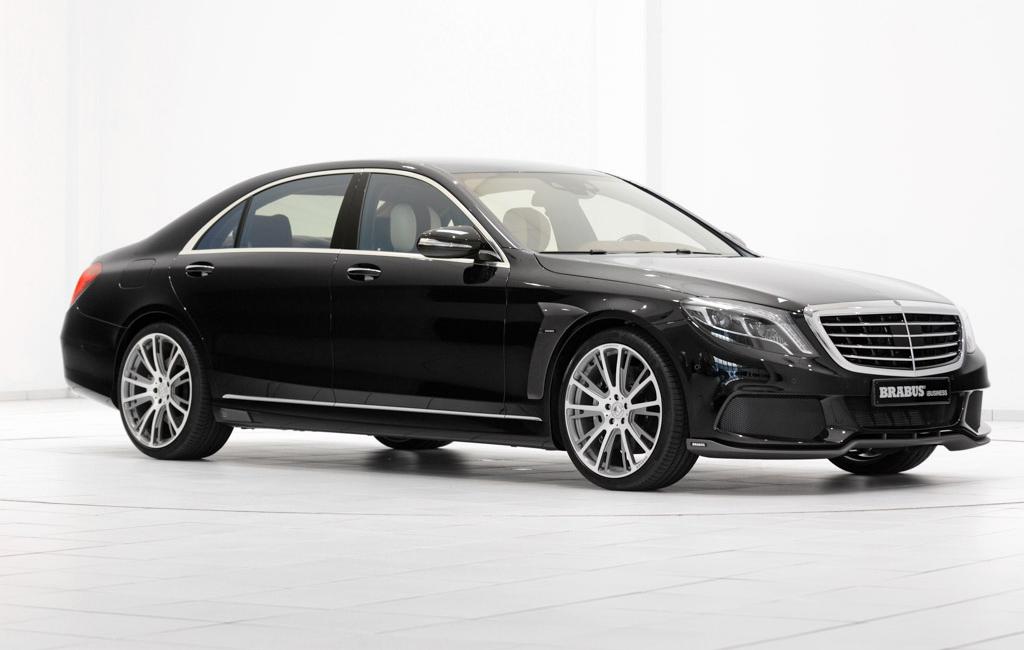 Mercedes-Benz 850 6.0 Biturbo iBusiness