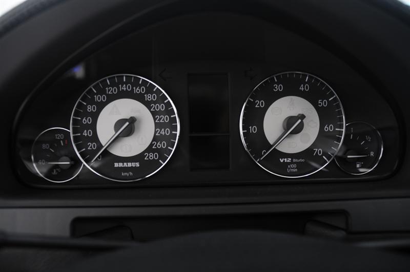 2009 Brabus G V12 S Biturbo Image