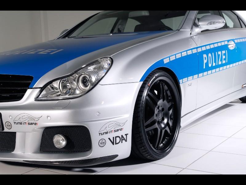 2006 Brabus Rocket Police Car