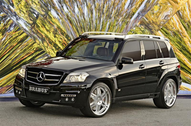 2008 Brabus GLK Widestar pictures and wallpaper