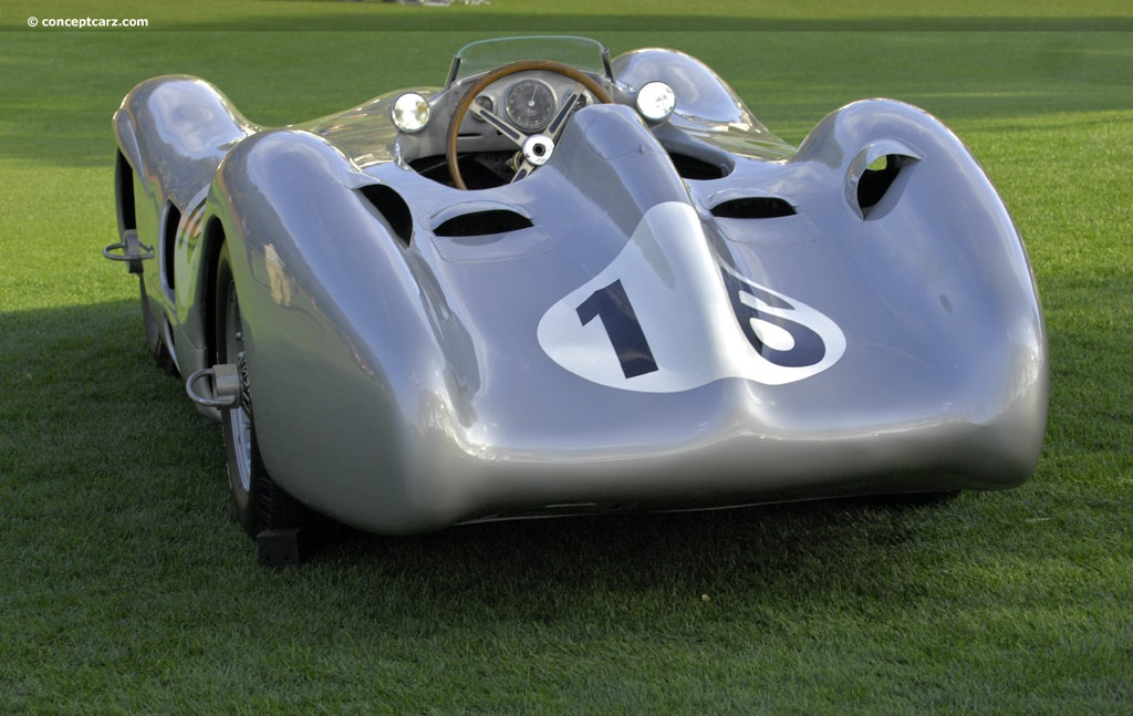 1954 Mercedes-Benz W196 R Streamliner Image
