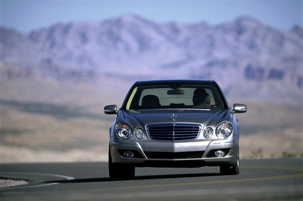 2008 mercedes benz e class for Mercedes benz e350 2007