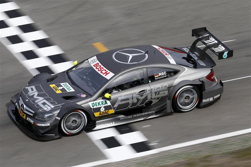 2012 mercedes benz dtm amg c coup images photo mercedes for Ralf benz