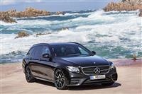 2017 Mercedes-Benz AMG E 43 4MATIC Estate image.