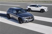Mercedes-Benz GLC63 S AMG