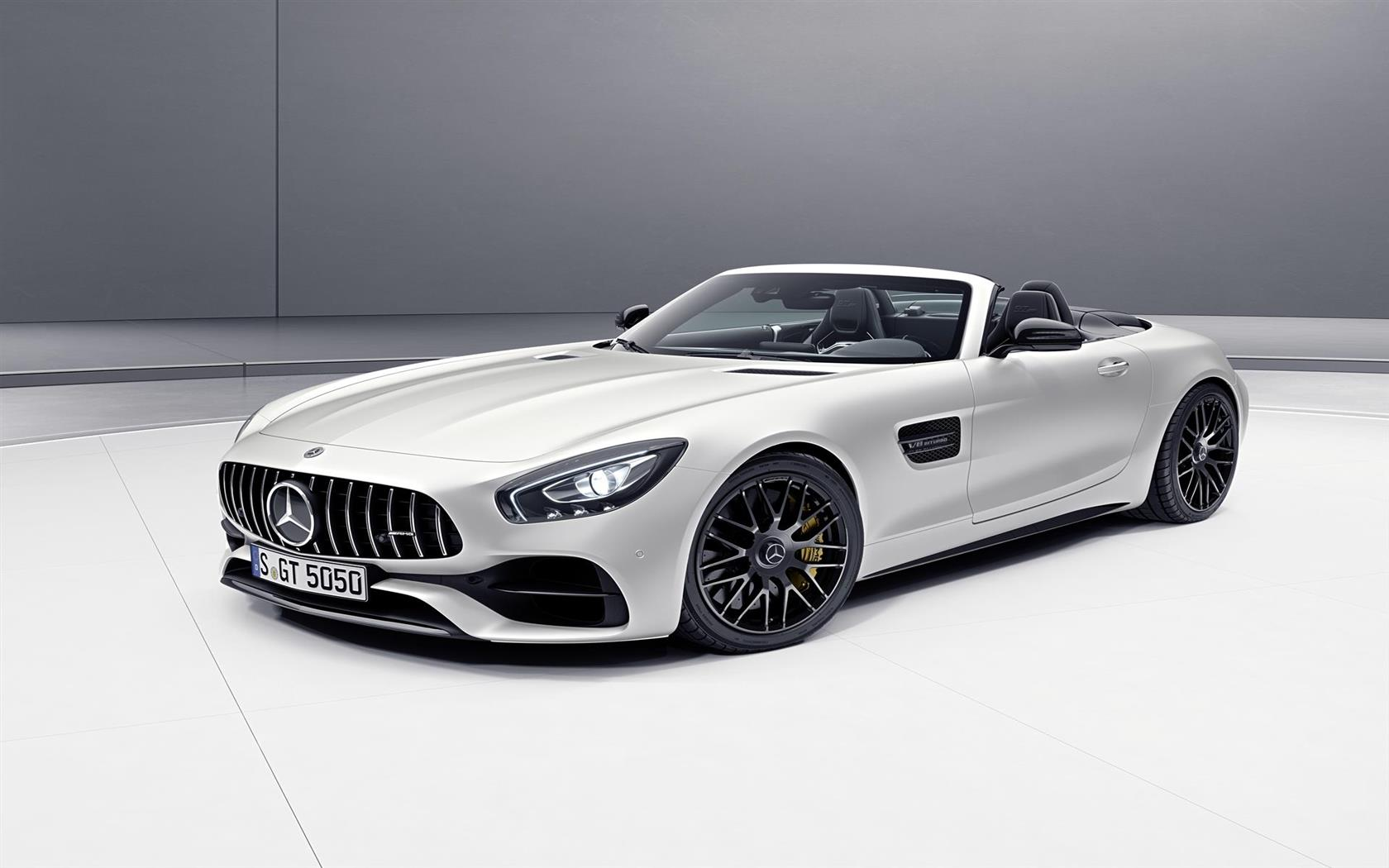 2017 mercedes benz amg gt c roadster edition 50 image. Black Bedroom Furniture Sets. Home Design Ideas