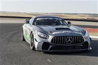 2017 Mercedes-Benz AMG GT4 image.