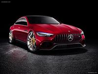 2017 Mercedes-Benz AMG GT Concept image.