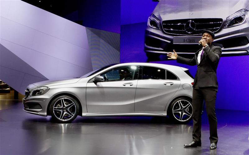 2013 Mercedes-Benz A-Class Image