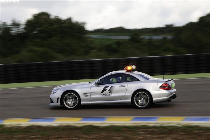 2009 Mercedes-Benz SL 63 AMG F1 Safety Car