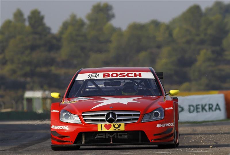 2012 Mercedes-Benz DTM AMG C-Coupé Image