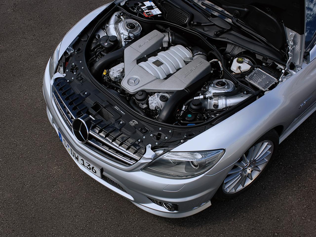 2007 Mercedes