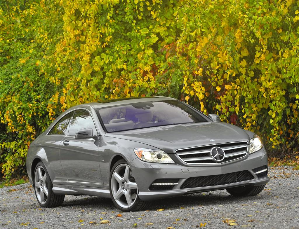 2014 mercedes benz cl class image for Mercedes benz cl coupe
