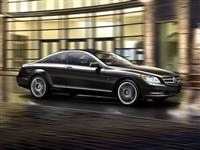 2013 Mercedes-Benz CL600 image.
