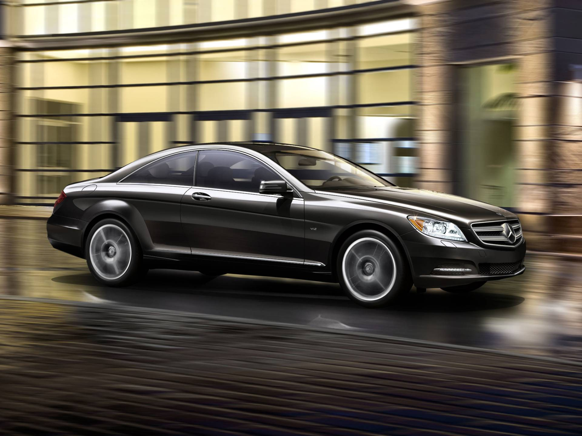 2013 cl 600 v12 gallery for Mercedes benz 600 price