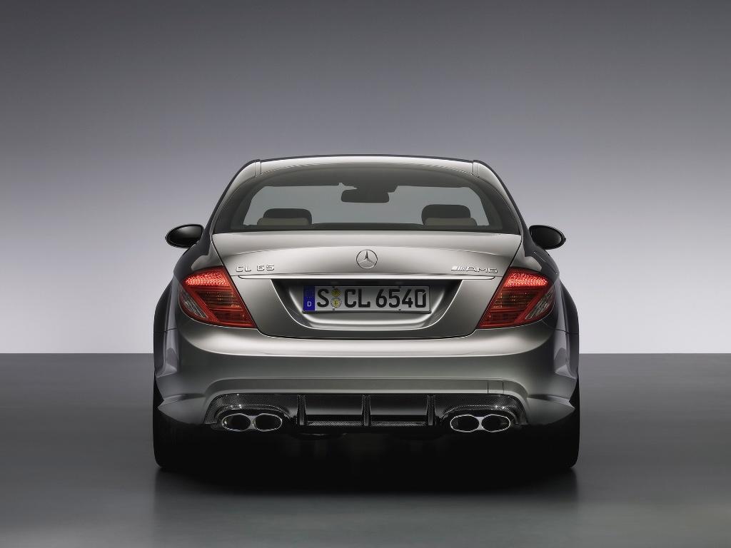 2008 mercedes benz cl65 amg for Mercedes benz cl amg