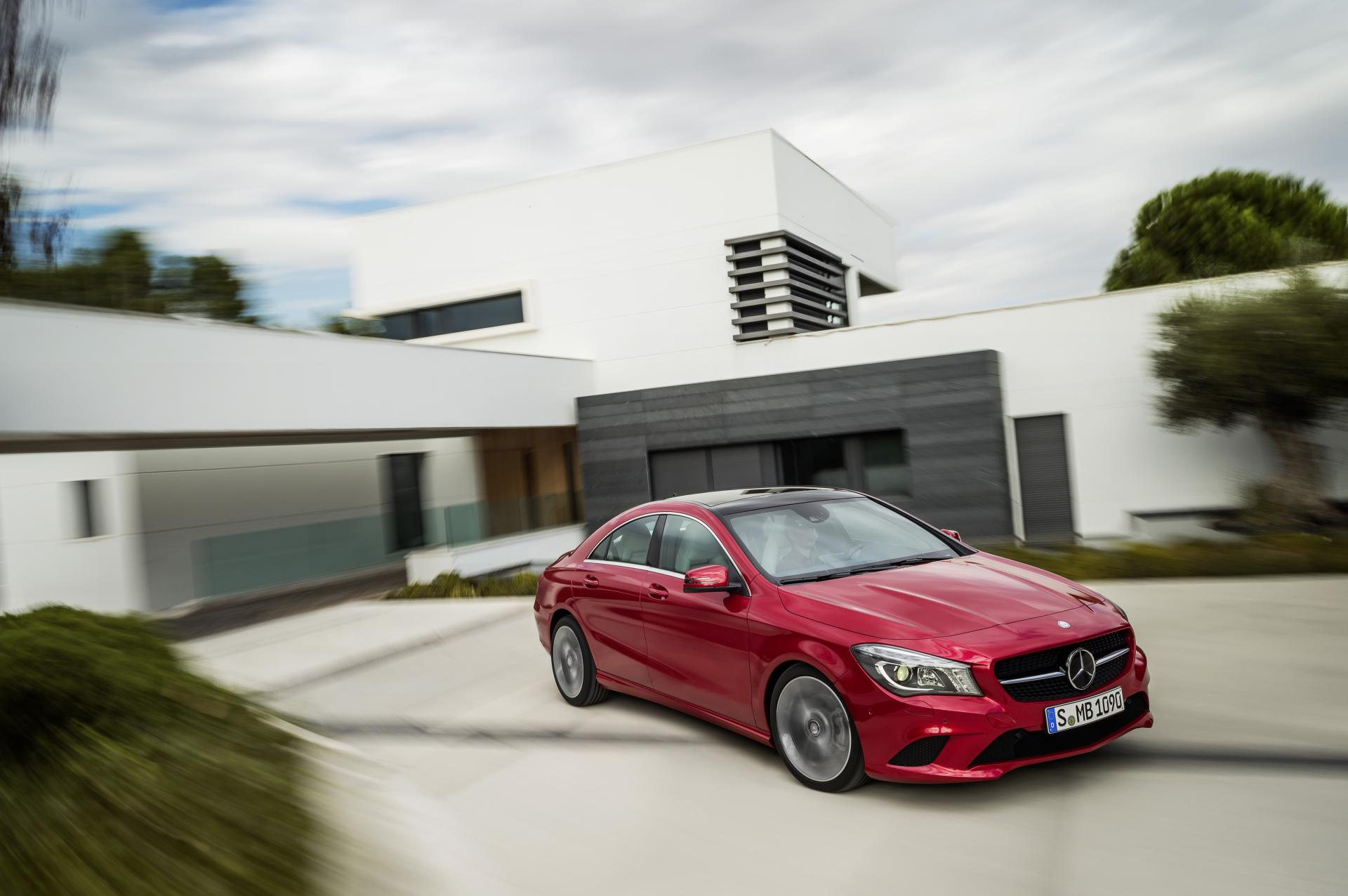 Image gallery 2010 mercedes cla for 2014 mercedes benz cla class review