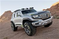 2012 Mercedes-Benz Ener-G-Force Concept image.